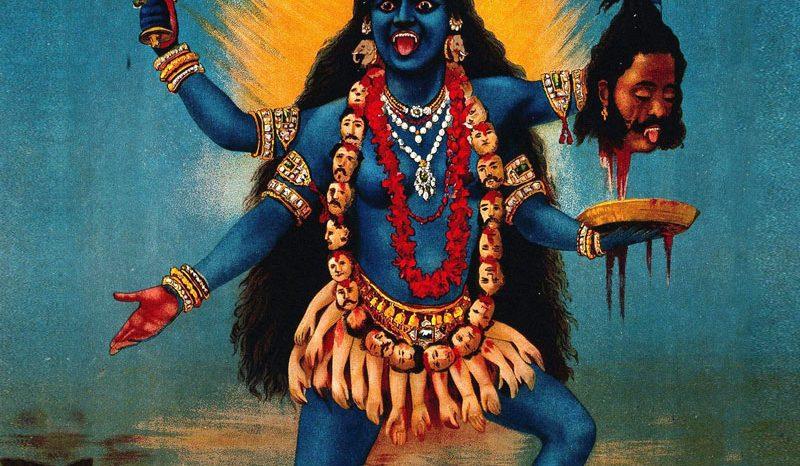 Kali y la alegría de la creación