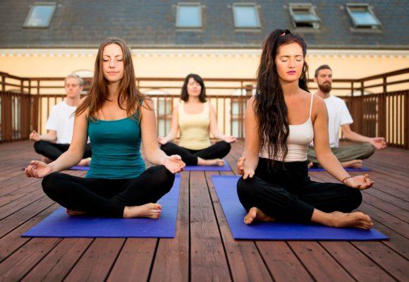 Curso de Yoga Integral